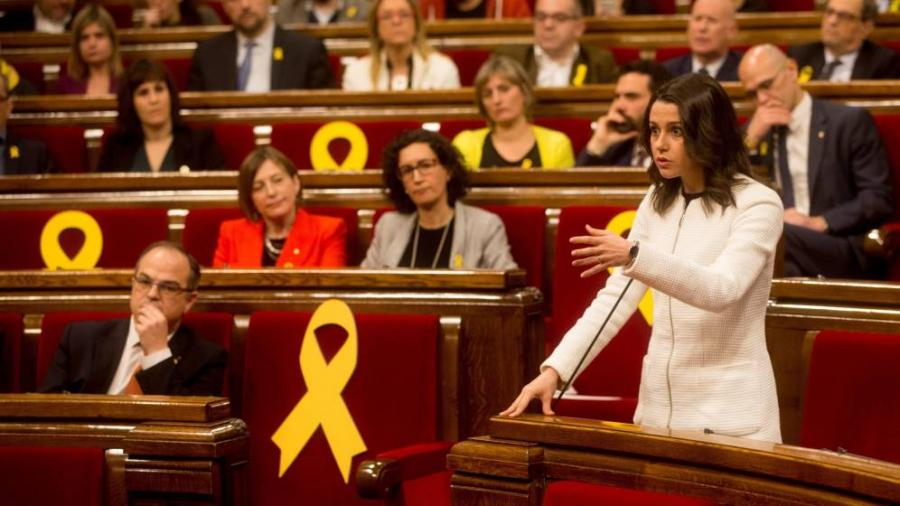 Actualidad Actualidad Investidura Cataluña 2018: Triunfo de Cs: el Parlament celebrará un pleno de desbloqueo la próxima semana