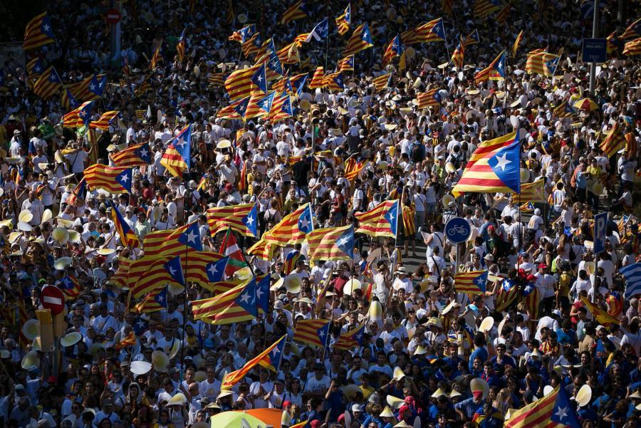 Actualidad Actualidad El apoyo a la independencia se desploma hasta el 40,8%