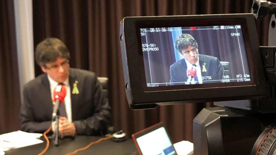 Actualidad Actualidad Independencia de Cataluña: Puigdemont crea una administración virtual para vender los DNI de la nueva república
