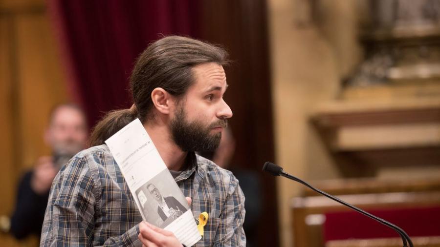Actualidad Actualidad ¿Investidura o 'sepultura'?: ERC despide con honores la era Puigdemont