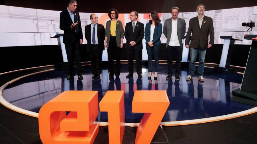Actualidad Actualidad PP, PSOE y Cs descartan ampliar el 155 a TV3 aunque sea el engranaje del golpe