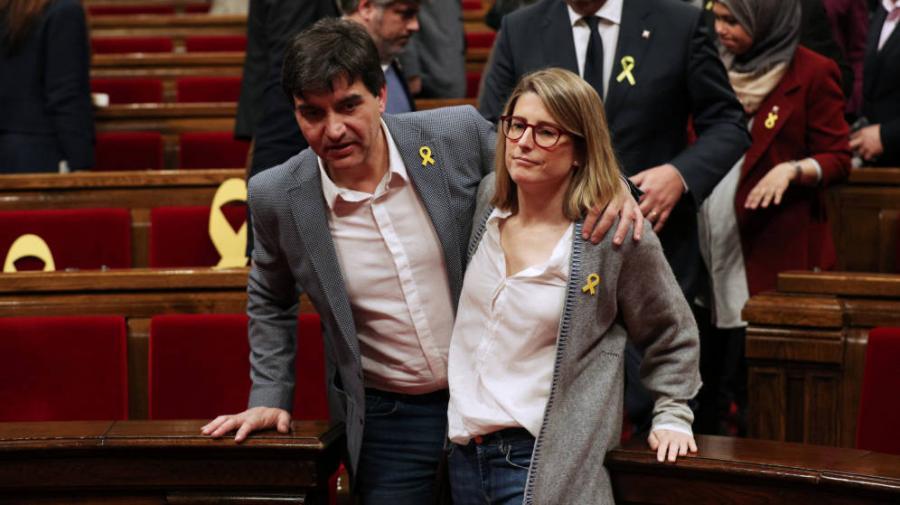 Actualidad Actualidad Elsa Artadi mueve su agenda propia para sacrificar a Puigdemont y no ir a elecciones