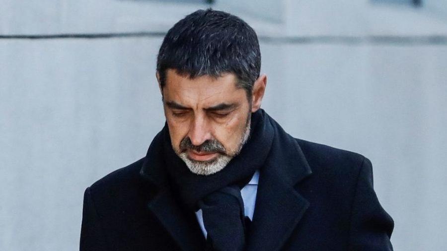 Actualidad Actualidad La Audiencia Nacional procesa a Trapero por dos delitos de sedición y organización criminal