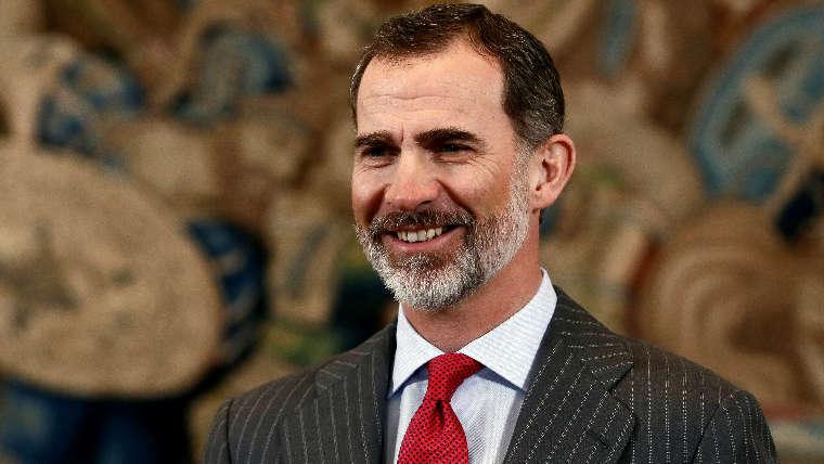 """Actualidad Actualidad Felipe VI, en Barcelona: """"Los jueces son la garantía de los derechos y el respeto a la ley"""""""