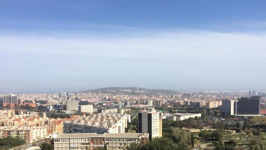 Turismo Turismo Barcelona tendrá un nuevo mirador con espectaculares vistas de la ciudad