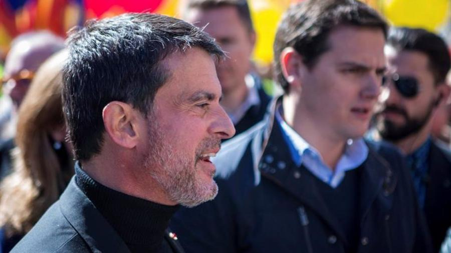 Actualidad Actualidad La bomba Valls estalla en la política catalana