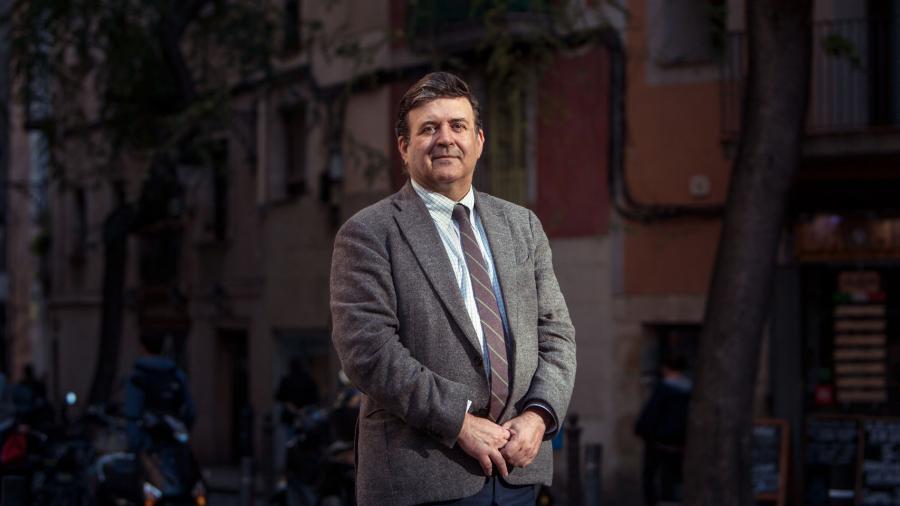 """Actualidad Actualidad López Tena, inventor del 'España nos roba': """"Convergència y ERC han hecho cosas que sólo se atrevió Hitler"""""""