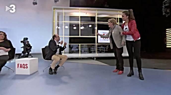 Actualidad Actualidad Estalla en TV3 el sueldazo de Rahola por vejar a España: 5.000 euros por 4 horas