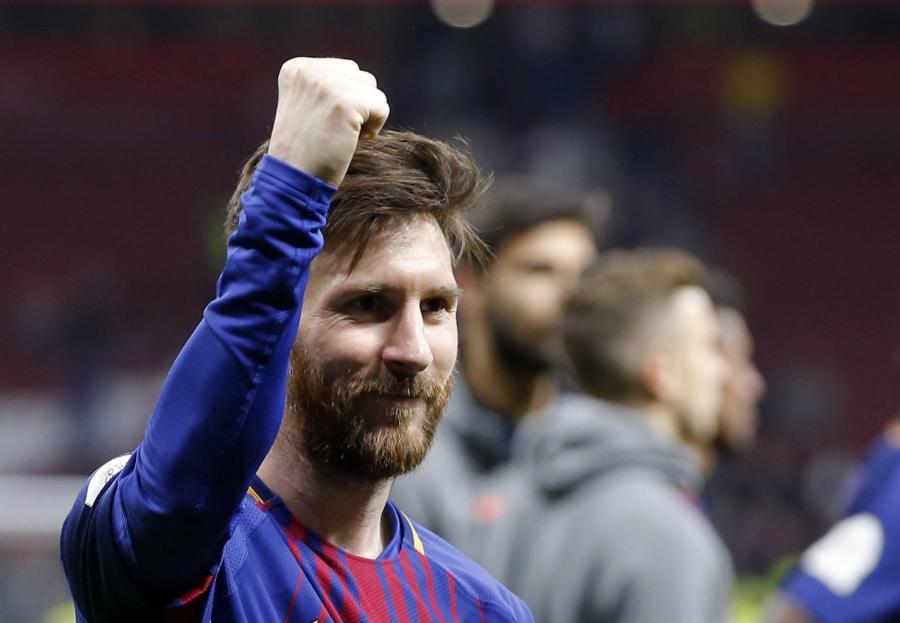 Deportes Deportes La justicia europea permite a Messi registrar su nombre como marca deportiva