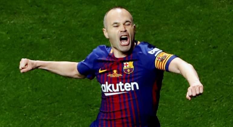 Actualidad Actualidad Ya hay fecha para el adiós de Iniesta: este viernes hará oficial su salida del Barcelona