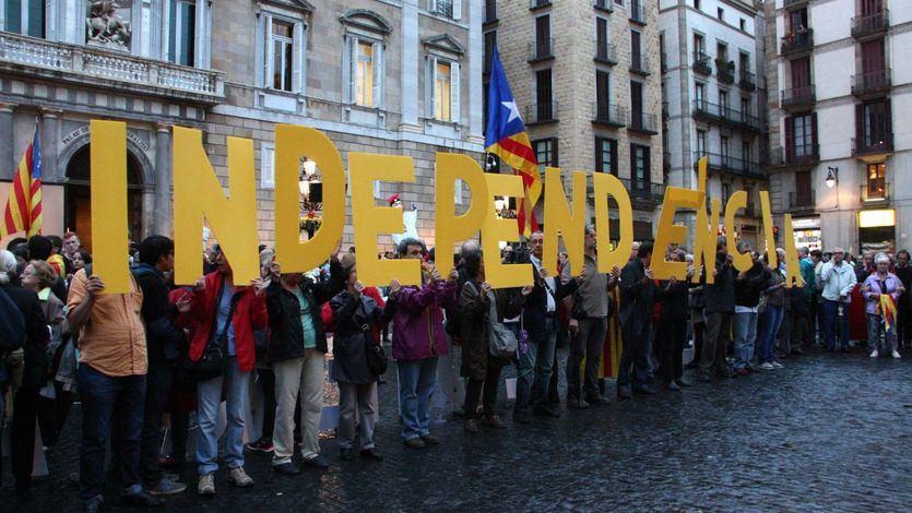 Actualidad Actualidad El independentismo, de capa caída: el apoyo social cae al 36%, según el CIS