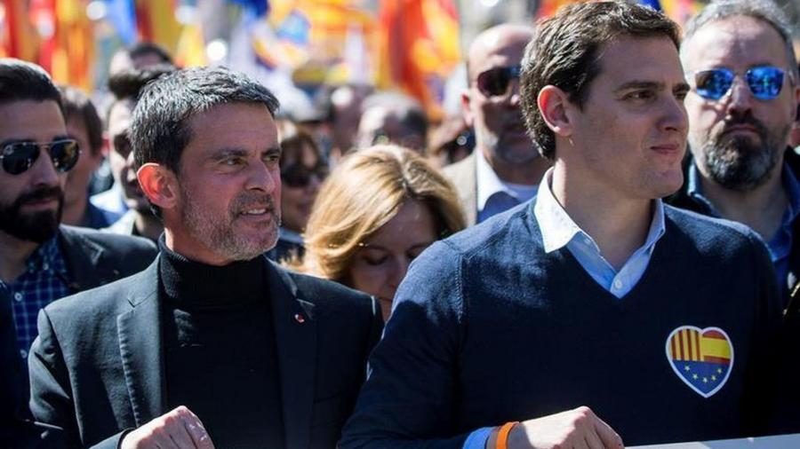 Actualidad Actualidad Manuel Valls se ofrece a liderar una lista de coalición constitucionalista para Barcelona
