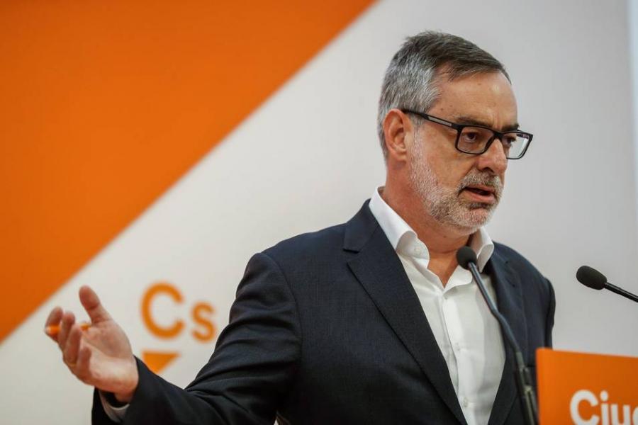 """Actualidad Actualidad Villegas: """"Estamos abiertos a la candidatura conjunta propuesta por Valls"""""""