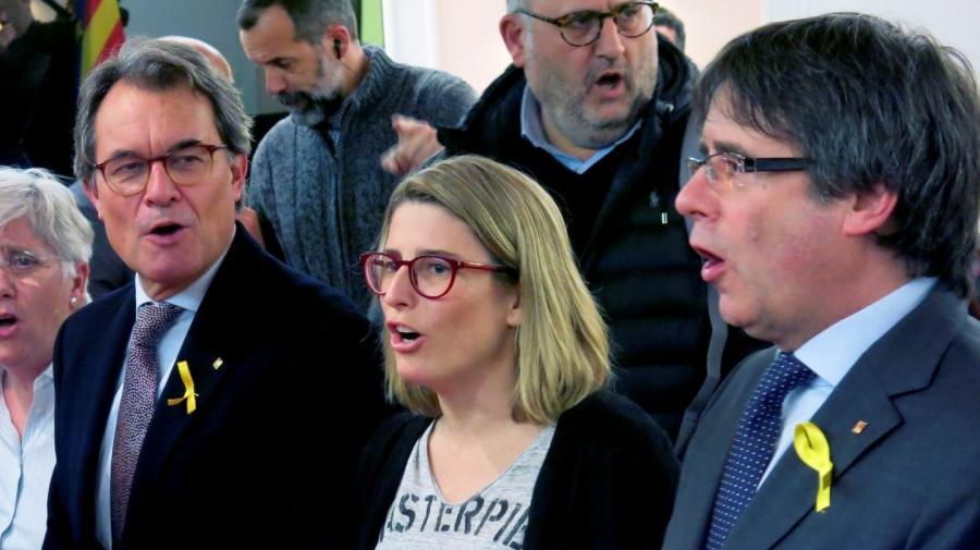 Actualidad Actualidad Sánchez oficializa la candidatura de Elsa Artadi a la presidencia de la Generalitat y ERC la avala