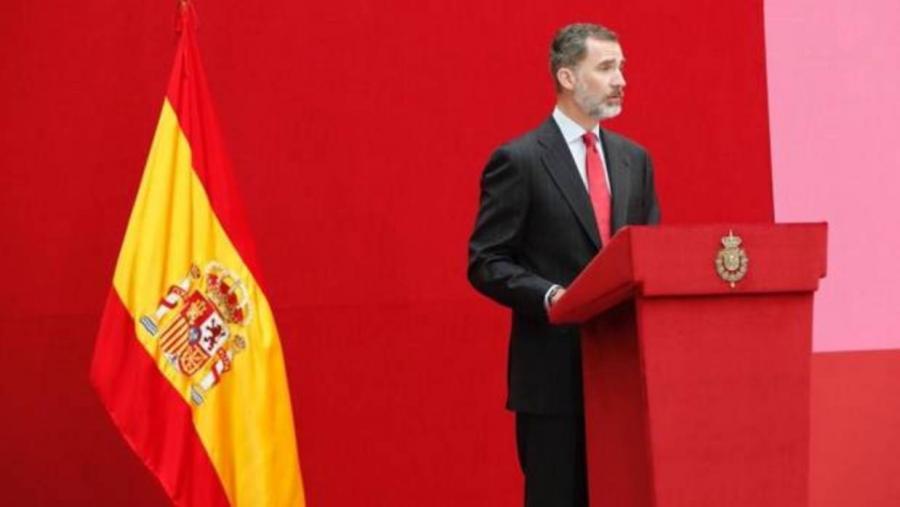 Actualidad Actualidad El Rey: «Son multitud los españoles dispuestos a seguir sumando»