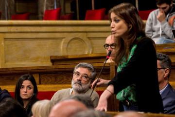 """Actualidad Actualidad Andrea Levy vuelve a pedir que se """"controle"""" a TV3: """"Lo digo con total claridad"""""""