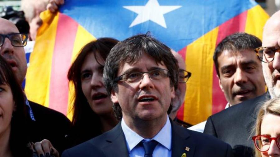Actualidad Actualidad Puigdemont se enfrenta a una inhabilitación de cuatro años por no declarar bienes a Hacienda