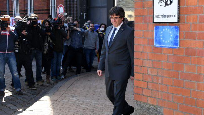 Actualidad Actualidad La fiscalía alemana pide la extradición de Puigdemont por rebelión