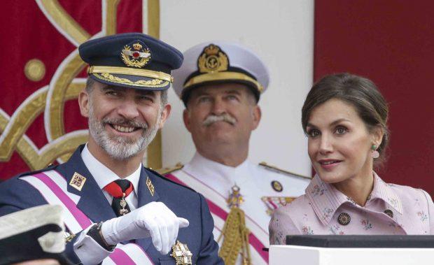 Actualidad Actualidad Don Felipe, el mejor maestro para la Reina