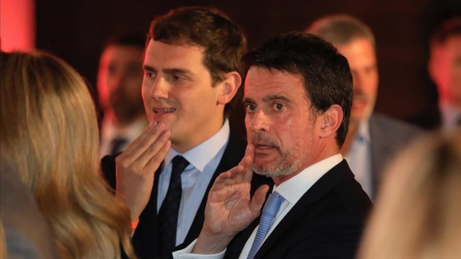 Actualidad Actualidad La bronca de Manuel Valls a la burguesía catalana