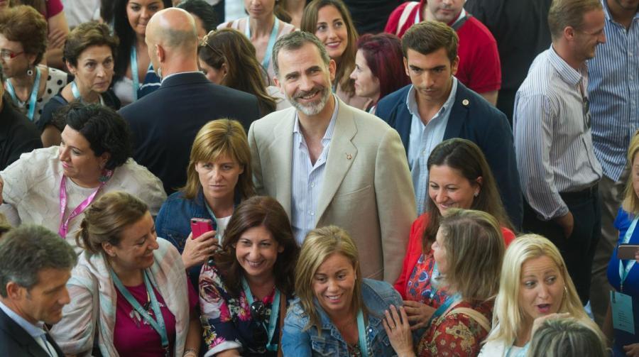 España España Los Premios Princesa se mantienen en Gerona pese al intento de boicot separatista