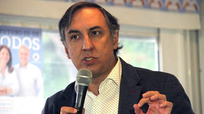 Actualidad Actualidad El responsable de Relaciones Internacionales del PP anuncia su candidatura a presidir el partido