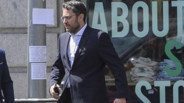 Actualidad Actualidad Las últimas horas del ex ministro Màxim Huerta: de fin de semana en Londres