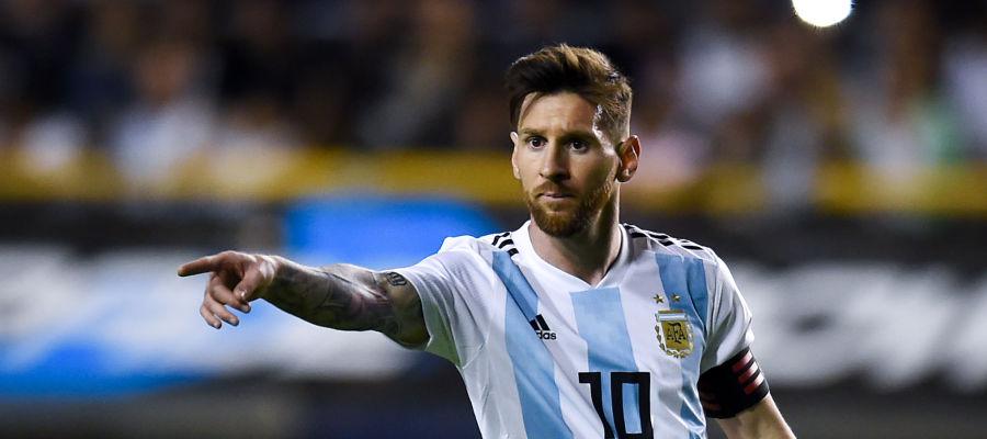 Deportes Deportes Argentina pincha ante Islandia en un flojísimo partido de Lionel Messi