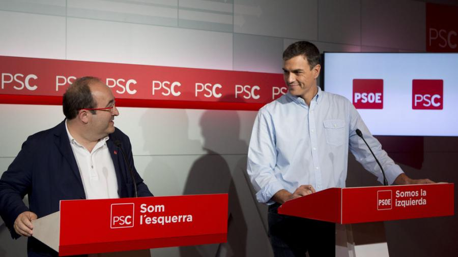 Actualidad Actualidad Icetaimpone a Sánchez la tesis del PSC sobre Cataluña: separar a ERC de Puigdemont