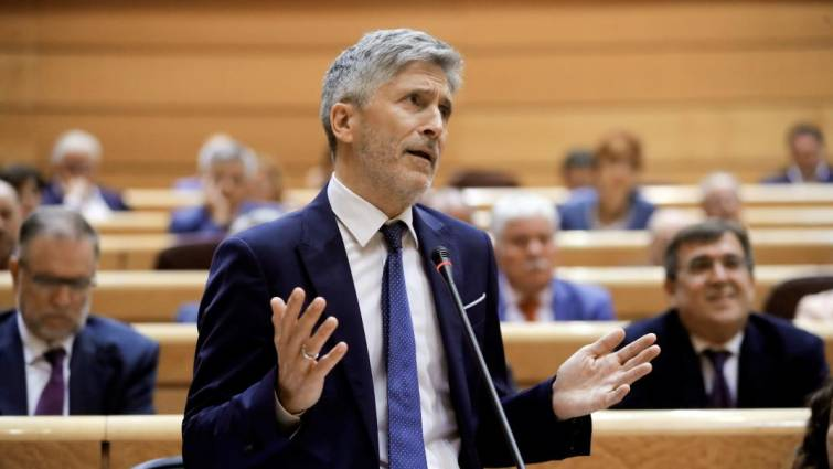 Actualidad Actualidad Marlaska: «No habrá traslado de los presos catalanes hasta que no acabe la instrucción»