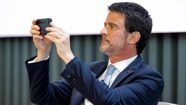 Actualidad Actualidad Los franceses de Barcelona, expectantes ante el 'alcaldable' Manuel Valls