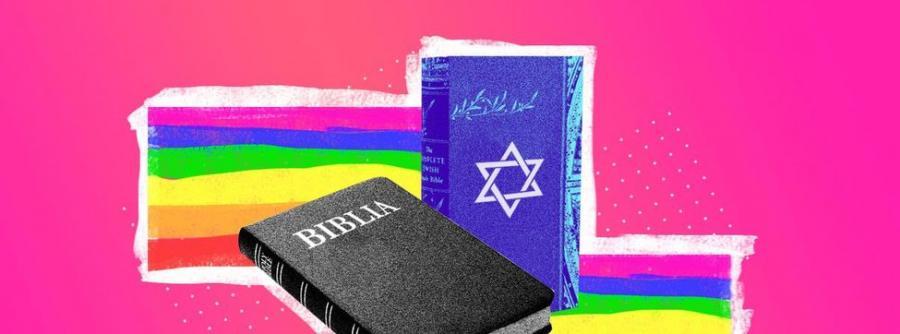 """Gays Gays """"Soy gay y me siento cercano a una religión que me rechaza"""""""