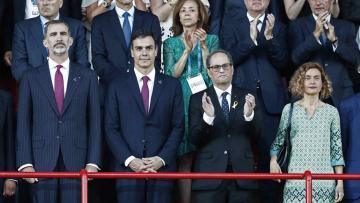 Deportes Deportes Los Juegos Mediterráneos ocupan los titulares, pero por sus escándalos extradeportivos