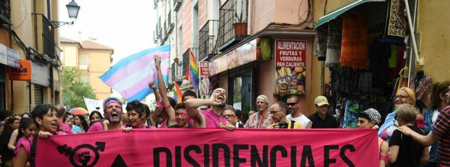 """Gays Gays El Orgullo que no va en carroza: """"Somos el Orgullo de verdad, el que mantiene su esencia reivindicativa"""""""