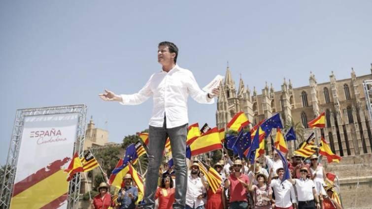 Actualidad Actualidad Valls: Los que quieren romper España son los mismos que quieren romper Europa