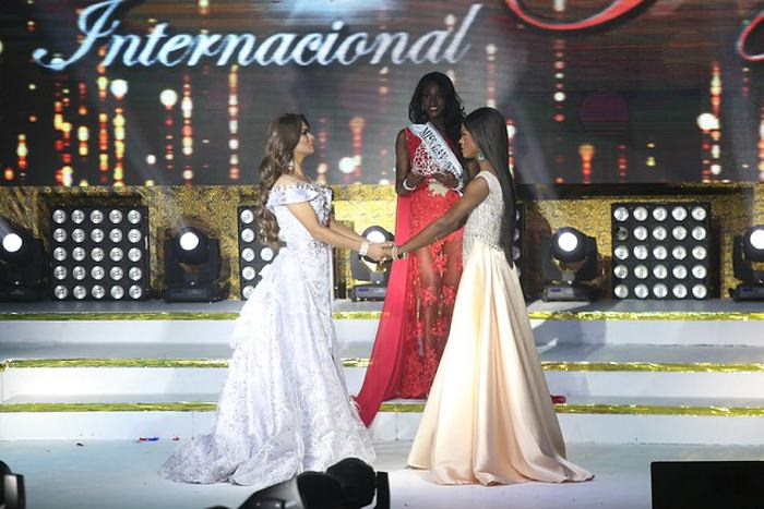 Gays Gays Nicaragua, ganadora del Miss Gay International 2018 en Bogotá