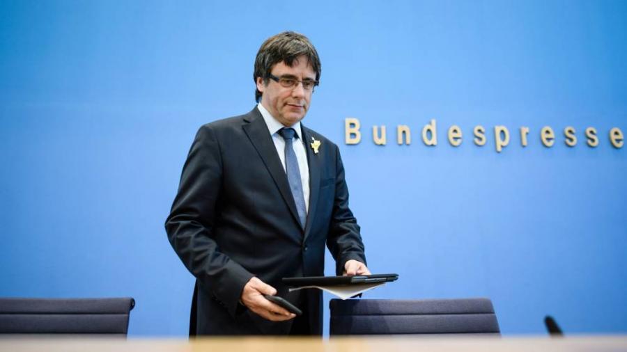 Actualidad Actualidad El Tribunal de la UE abre una vía para que España logre la extradición de Puigdemont.