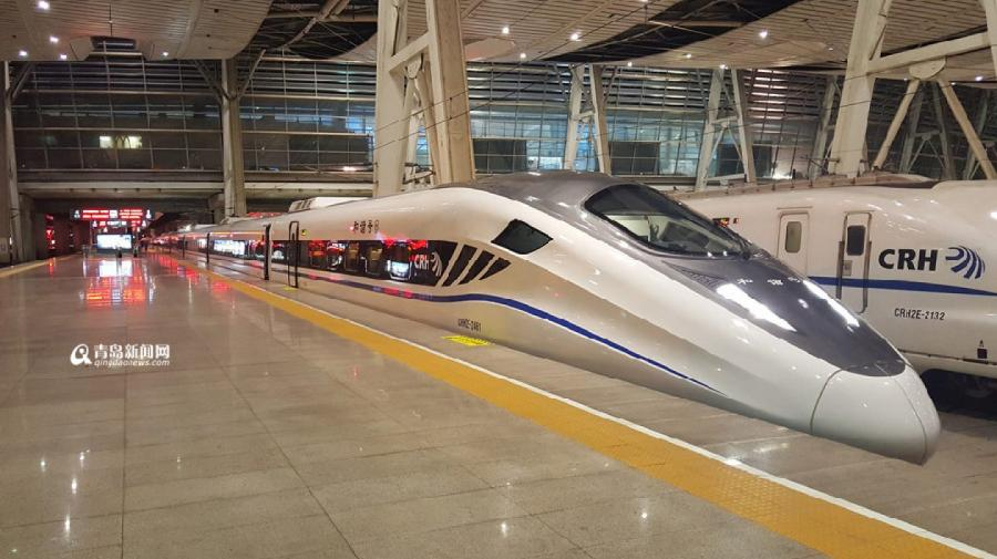 Viajes Viajes El AVE chino cumple 10 años: un 'monstruo' de 25.000 kilómetros