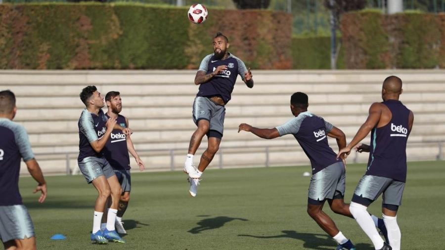 Deportes Deportes El Barça y el Sevilla afrontan una Supercopa histórica en Tánger