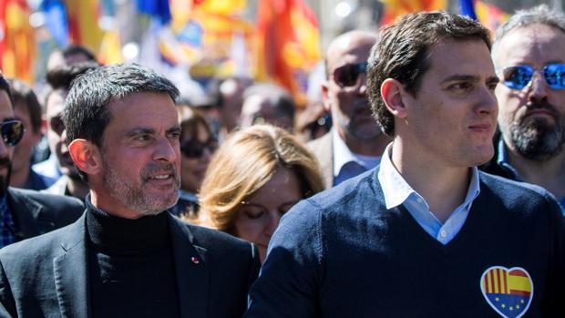Actualidad Actualidad Ciudadanos ultima el desembarco de Manuel Valls en Barcelona ante el escepticismo del PP