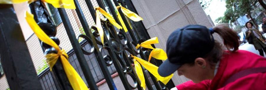 Actualidad Actualidad Rivera acusa al Govern de usar a los Mossos como policía política con los lazos