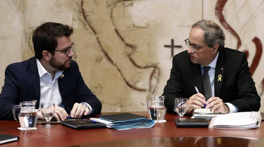 Actualidad Actualidad Directo Cataluña| ERC advierte del colapso del Parlament si JxCat no cede con los diputados suspendidos